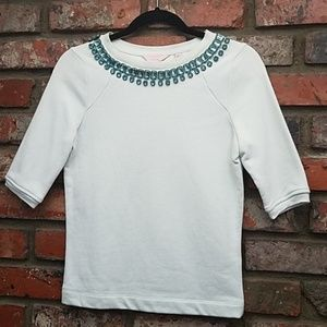 Ted Baker Tops - TED BAKER 3/4 Sleeve Beautiful Top